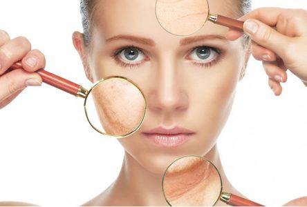نحوه تشخیص انواع پوست